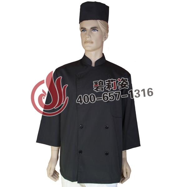 厨师服装新款